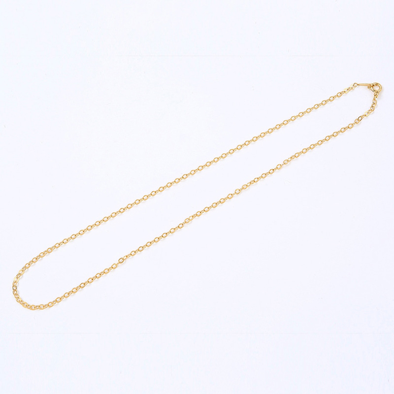 【TMO BY 13MONTH】LINK CHAIN NECKLACE (GOLD)